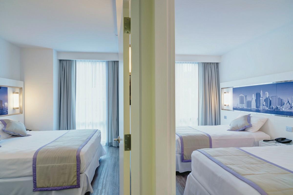 RIU Plaza New York Times Square - izba family suite (SUKF)