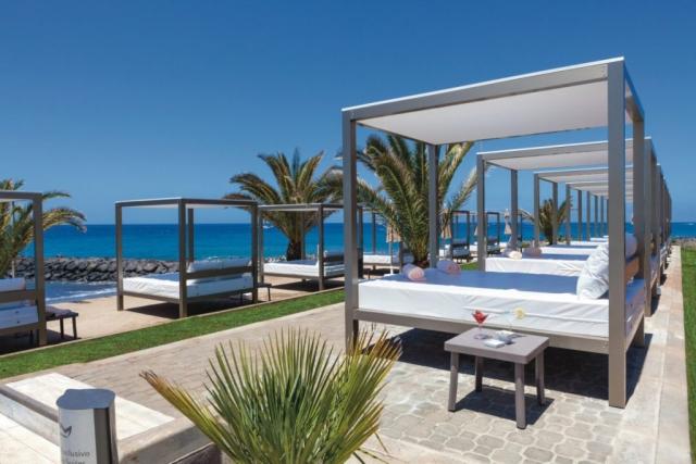 RIU Palace Tenerife - bali lehátka (pre hostí v suitách)