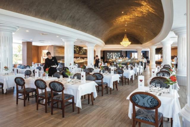 RIU Palace Tenerife - hlavná reštaurácia