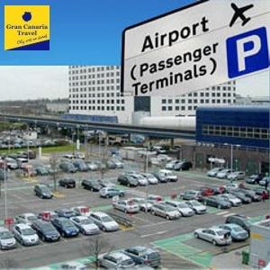 Parkovanie - letiská