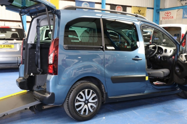 Auto pre vozíčkarov