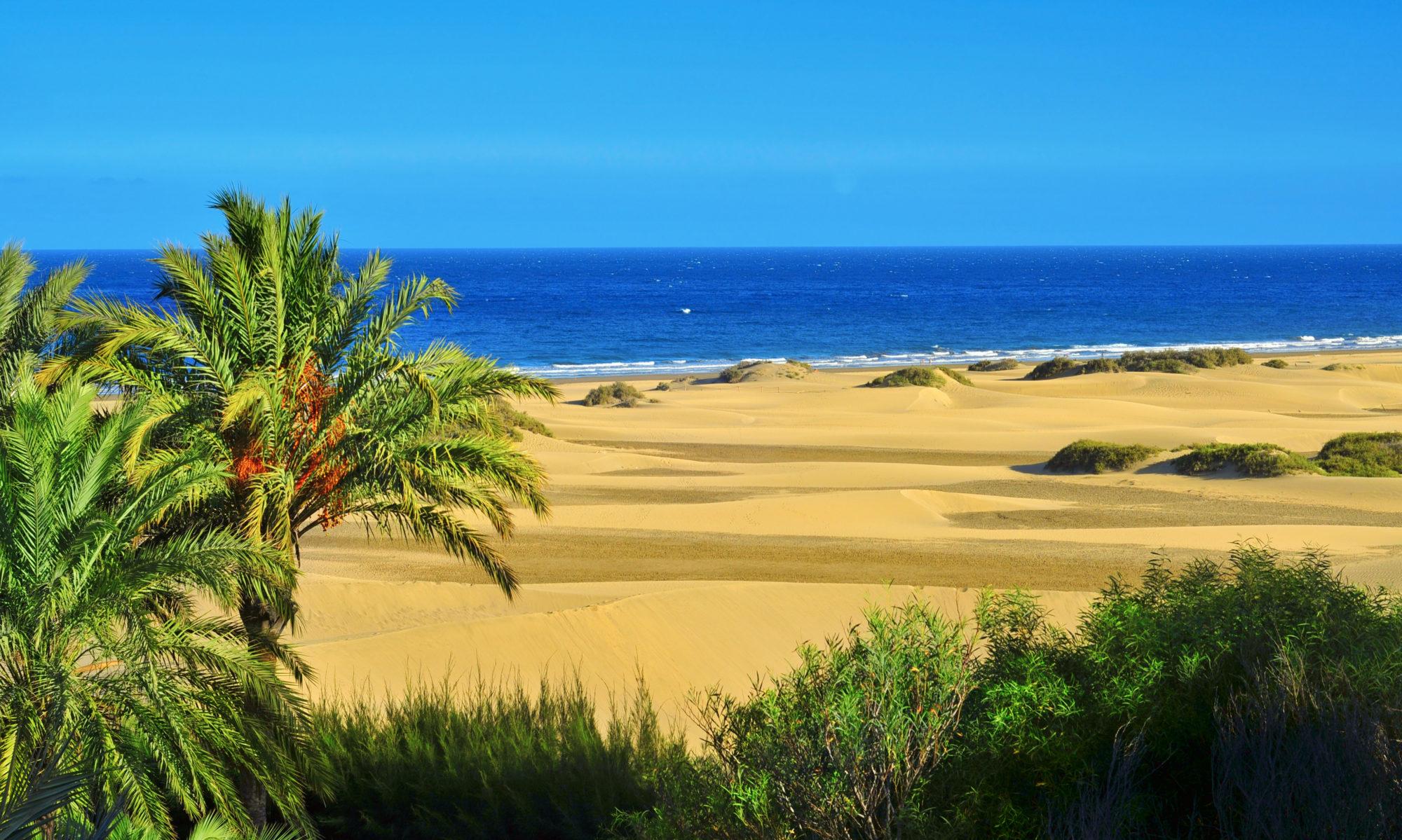 Gran Canaria, Kanárske ostrovy