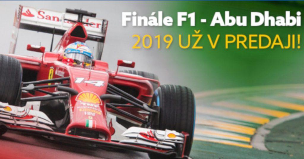 Finále Veľkej ceny F1 Abu Dhabi (BUD-BUD)