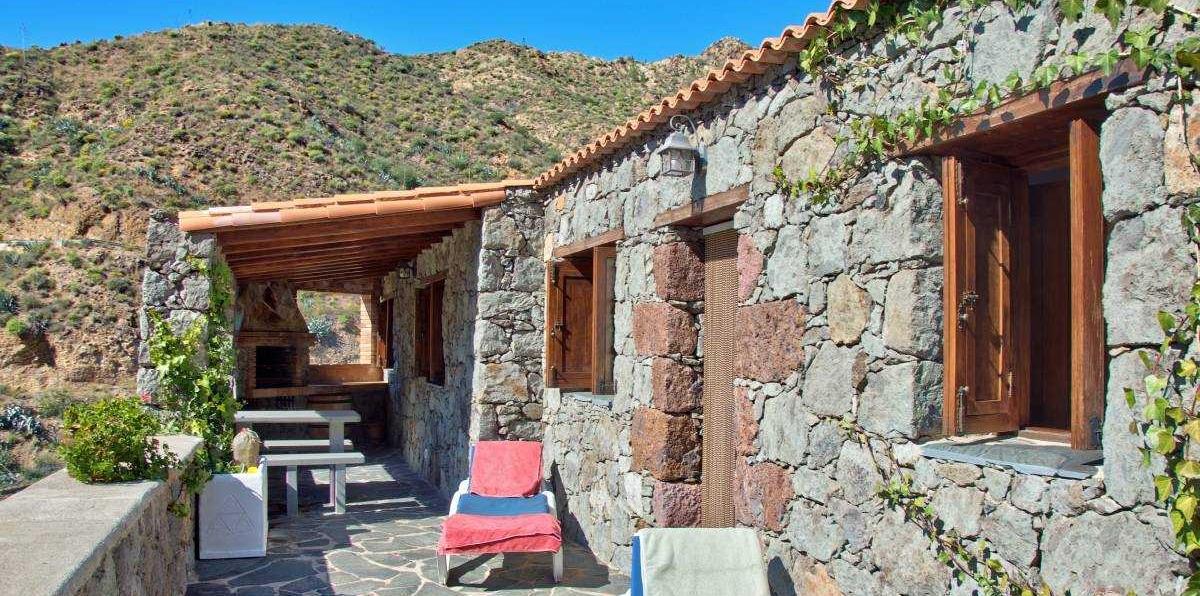 Gran Canaria hotel Finca Coronel Tejeda