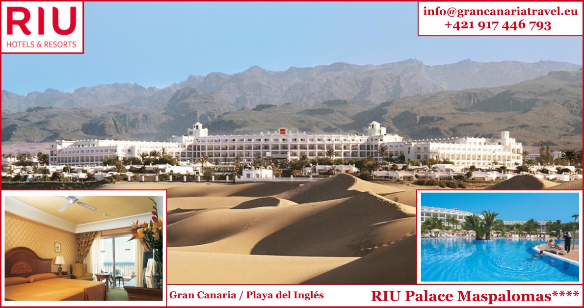 Gran Canaria - RIU Palace Maspalomas