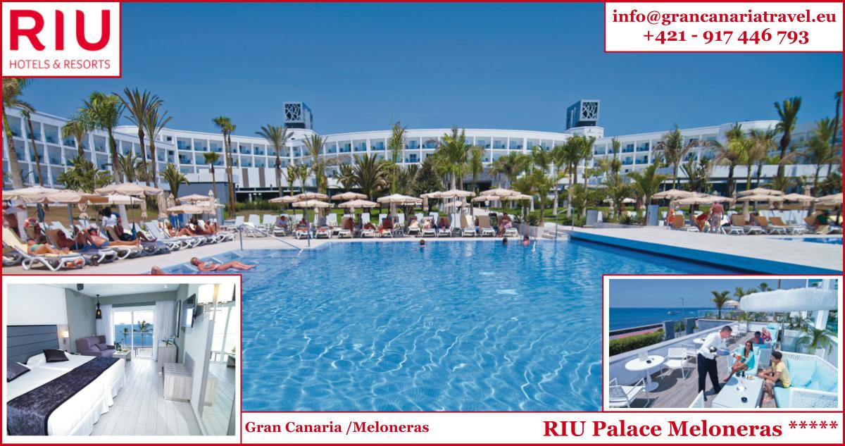 Gran Canaria - RIU Palace Meloneras