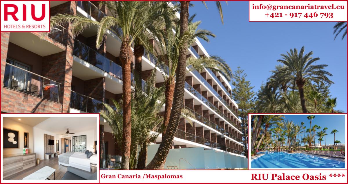 Gran Canaria - RIU Palace Oasis
