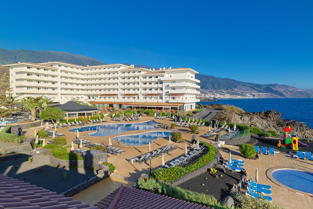 Hotely na La Palma, H10 Taburiente Playa