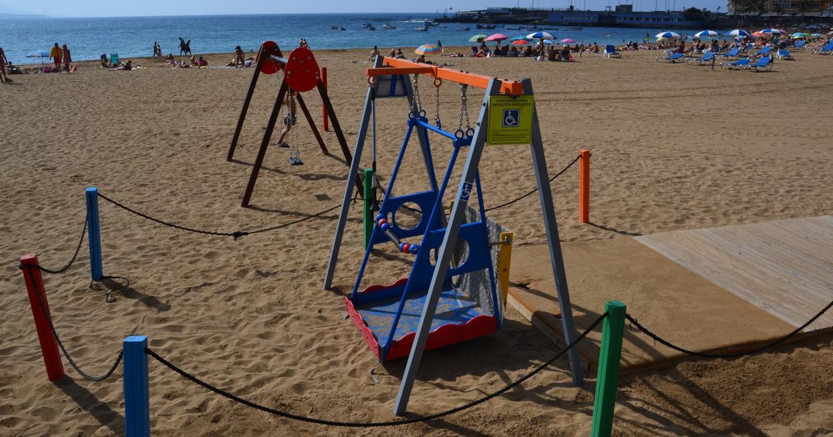 Gran Canaria pre hendikepovaných