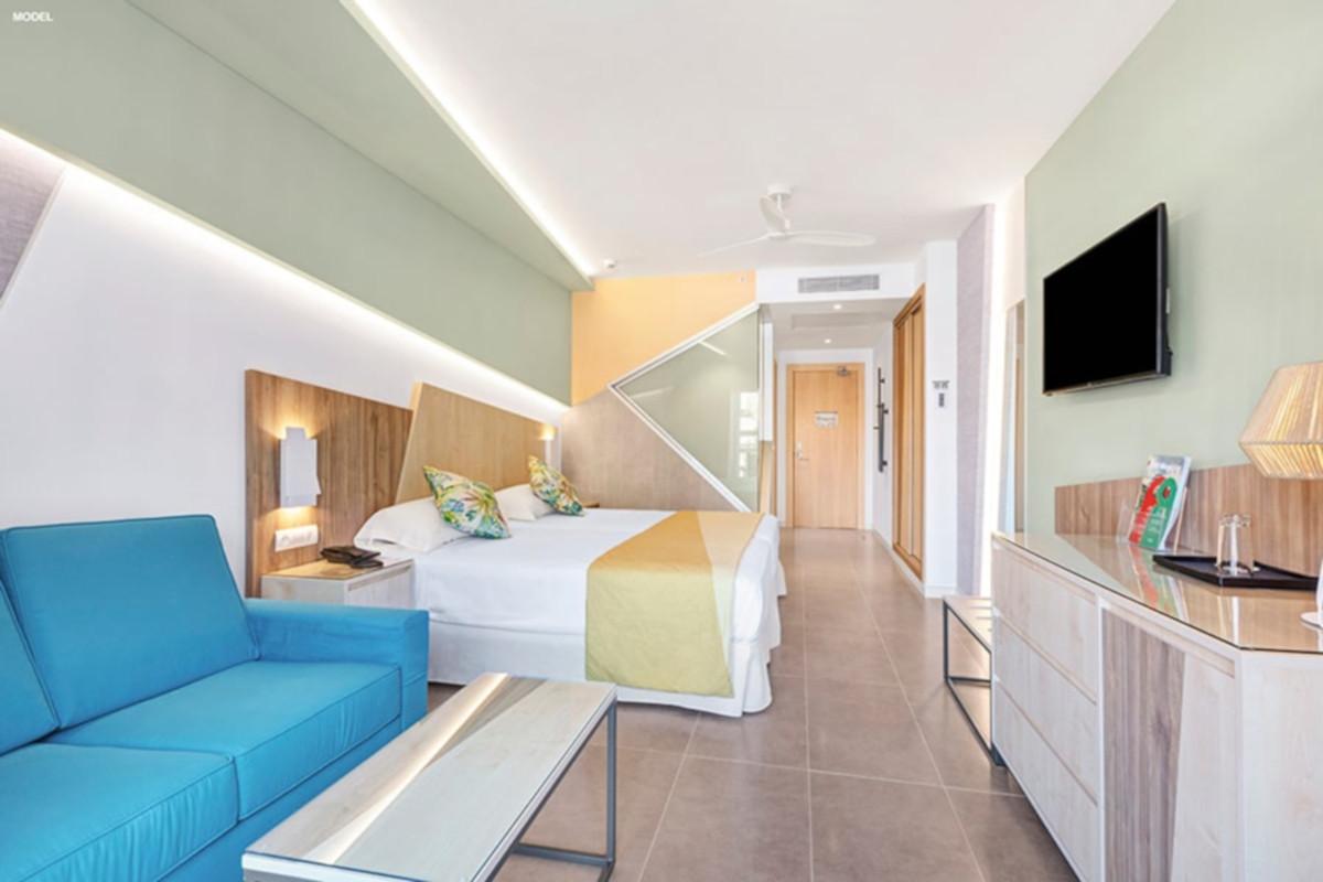 RIU Playa Park - dvojlôžková izba štandard (model)