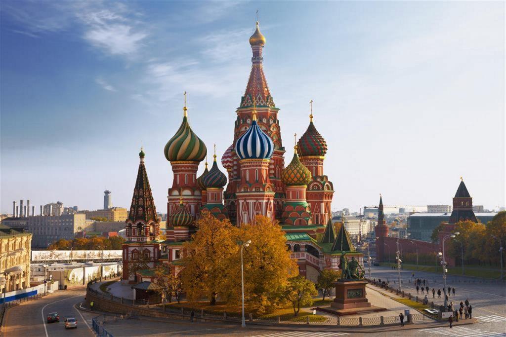 Moskva a Petrohrad - po stopách ruských cárov