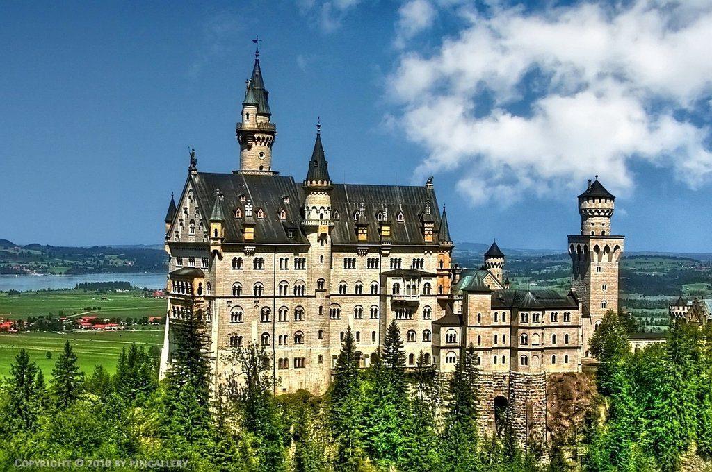 Bavorské zámky a veľkonočný Salzburg