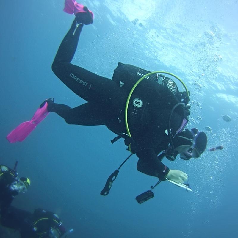 Gran Canaria - potápanie a snorchľovanie