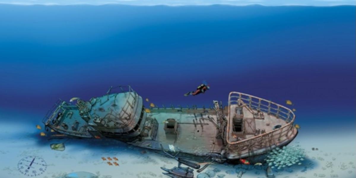 Gran Canaria - potápanie a snorchľovanie - Cermona II