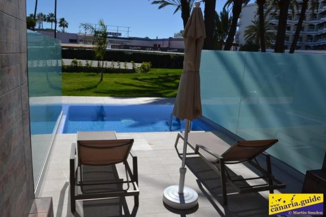 RIU Palace Oasis - swim-up dvojlôžková izba