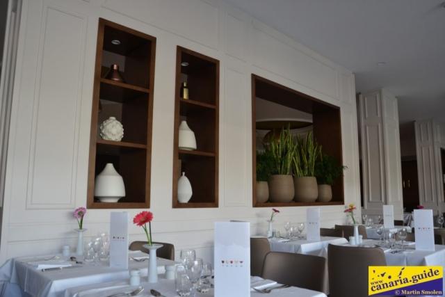 RIU Palace Oasis - reštaurácia Krystal