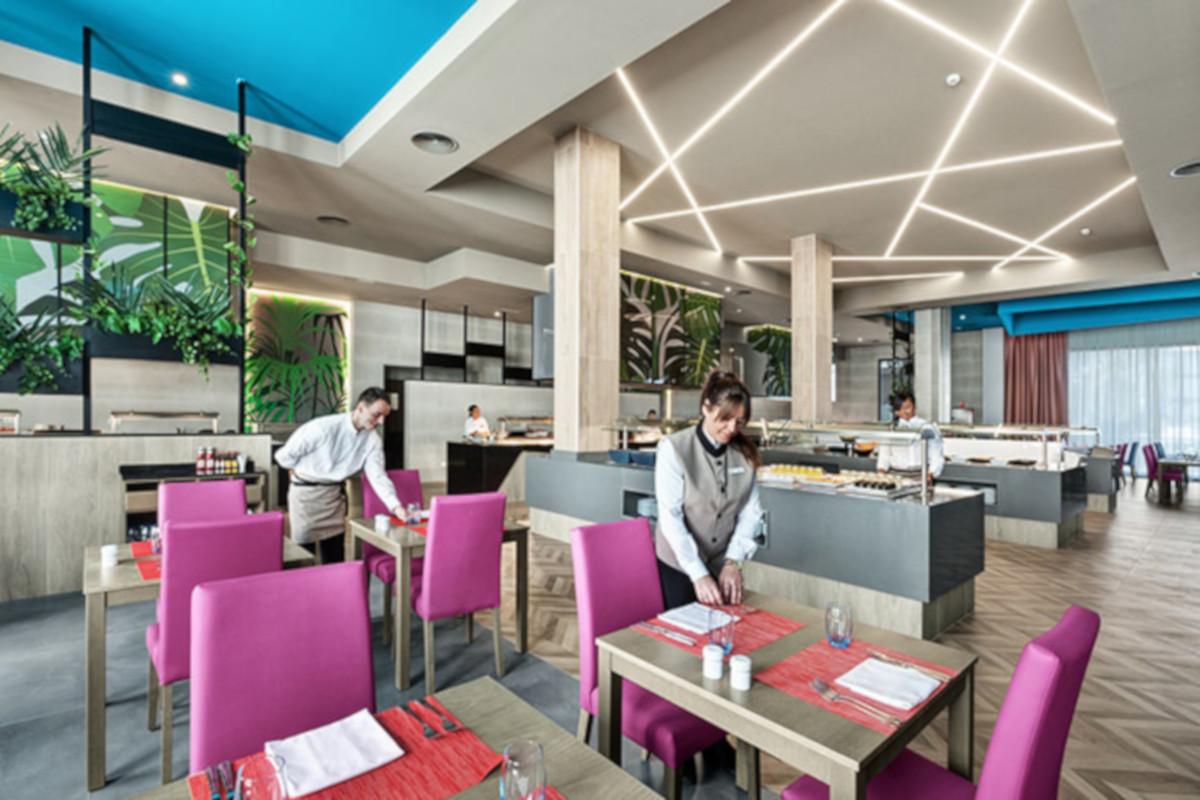 RIU Playa Park - reštaurácia Mallorca