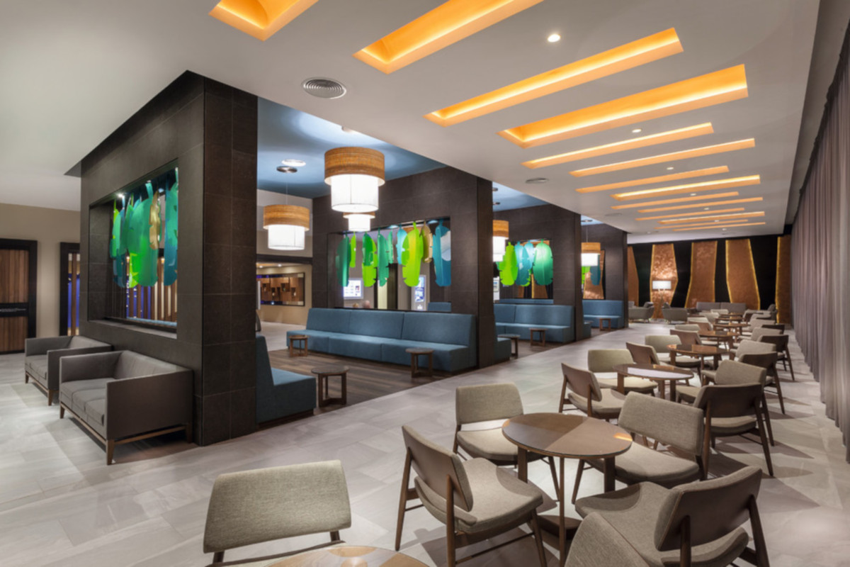 Hotel RIU Vistamar, lobby