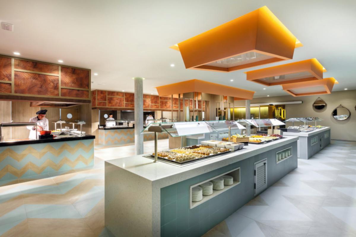 Hotel RIU Vistamar, reštaurácia Sea Breeze