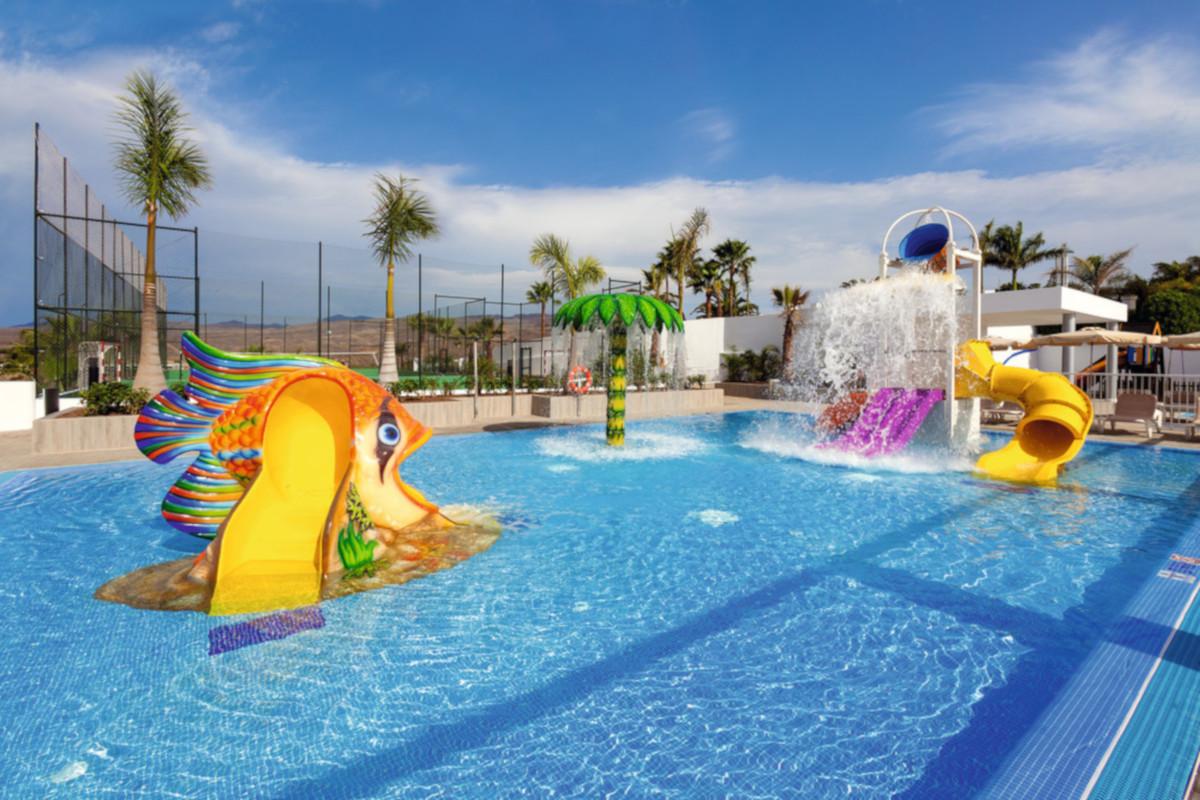 Hotel RIU Vistamar, detský bazén