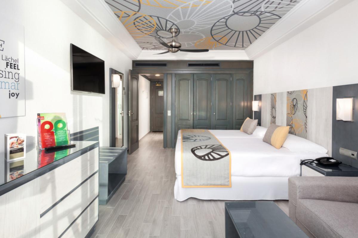Hotel RIU Vistamar, dvojlôžková izba štandard