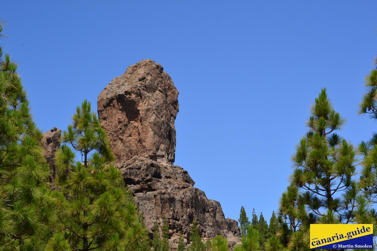 Roque Nublo, Gran Canaria