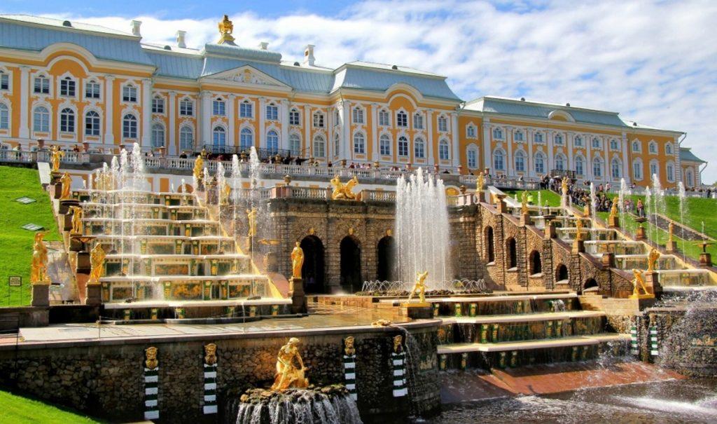 Petrohrad - cárska metropola