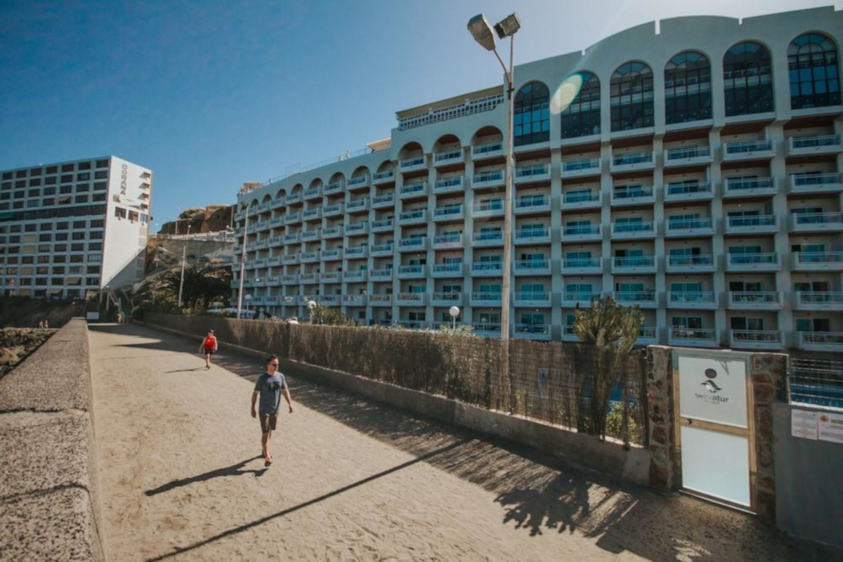 Servatur Green Beach, Arguineguin