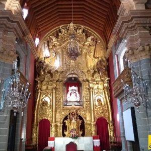 Basilica Nuestra Senora del Pino, Teror, Gran Canaria