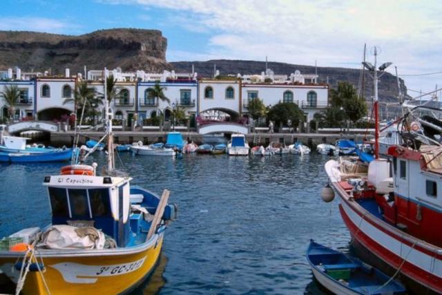 Gran Canaria, Trhy Puerto de Mogán