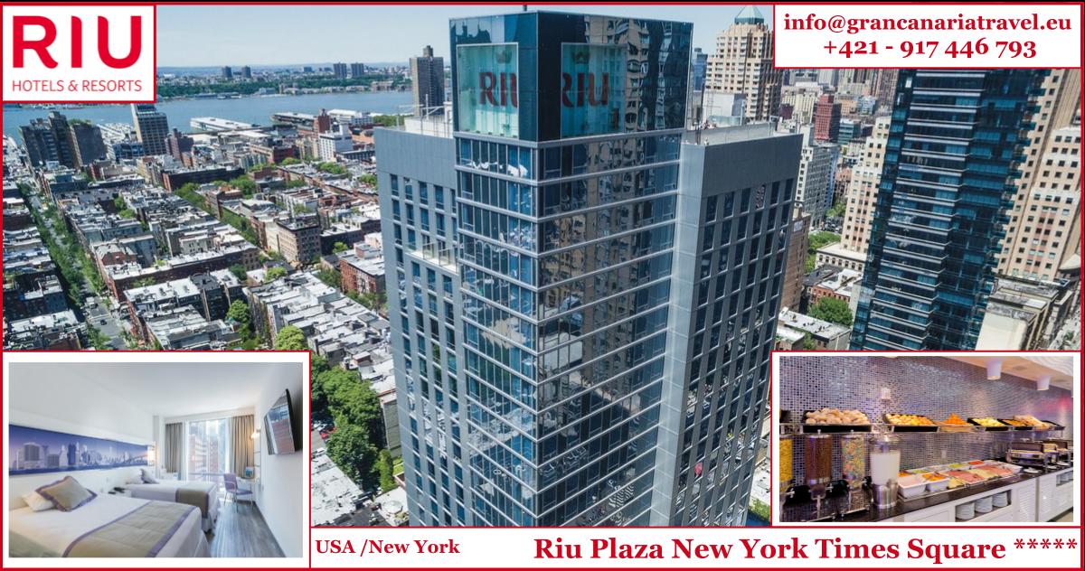USA, New York - RIU Plaza New York Times Square